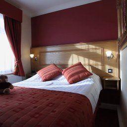 Room Best Western Willow Bank