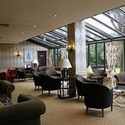 Lobby Brook Mollington Banastre Hotel & Spa