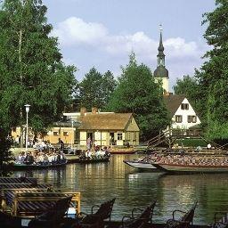 Sterne Hotel In Lubbenau