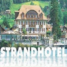 Exterior view Strandhotel Iseltwald (Bern)