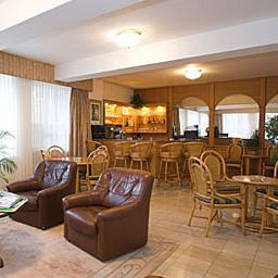 Hall de l'hôtel Römerhof