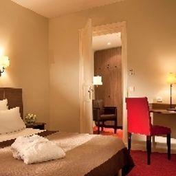 Chambre double (confort) Val Girard