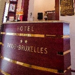 Reception Paris Bruxelles