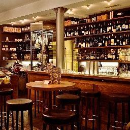 Bar de l'hôtel Krafft