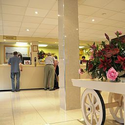 Reception The Mayfair Modern Hotels Bailiwick of Jersey (Bailiwick of Jersey)