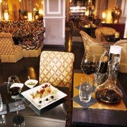 Hotel bar Bernini Palace