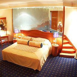 Hotel interior Fortina Spa Resort