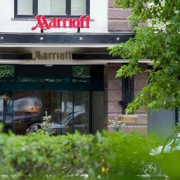 Vista esterna Moscow Marriott Tverskaya Hotel
