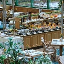 Buffet Royal Garden Milan (Milano)
