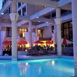 Sala spa/fitness Riviera Marriott Hotel La Porte de Monaco