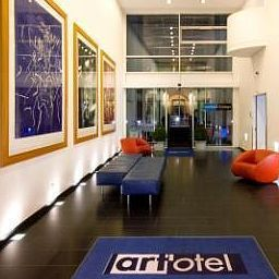 Hall art'otel  mitte by park plaza Berlin