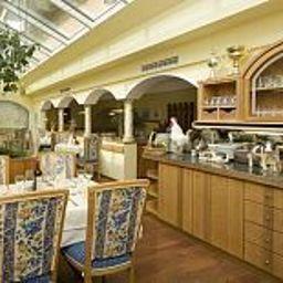 Restaurant/Frühstücksraum Lammertalerhof