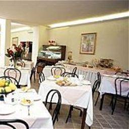 Sala de desayuno Le Due Fontane
