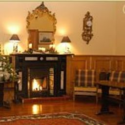 Interior del hotel Bush
