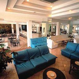 Bar de l'hôtel Calabona