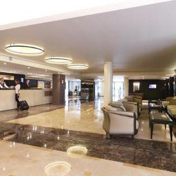 Hall de l'hôtel Hyllit