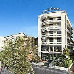 Vista esterna Park Hotel