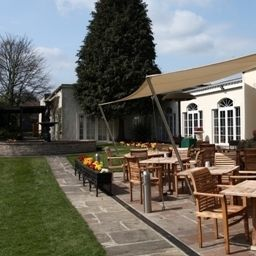 Terrace Best Western Willerby Manor Kingston upon Hull (City of Kingston-upon-Hull, England)