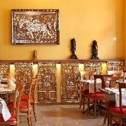 Restaurant/salle de petit-déjeuner Spalenbrunnen