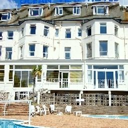 Esterni hotel The Ocean View Bournemouth (England)