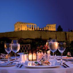 Restaurante Divani Palace Acropolis