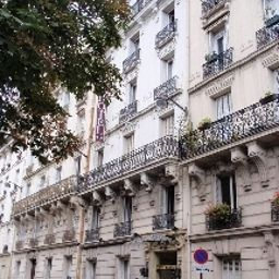 Esterni hotel du Square D ´Anvers Paris (Île-de-France)