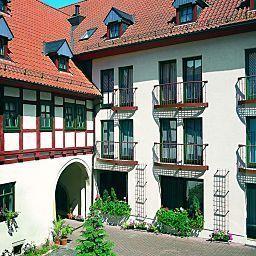 Intérieur de l'hôtel Schloßhotel