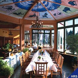 Restaurant/Frühstücksraum Der Kräuterhof