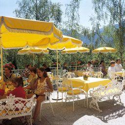 Terrace Hotel Schloss Fernsteinsee
