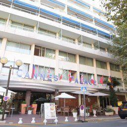 Vue extérieure Cannes Palace