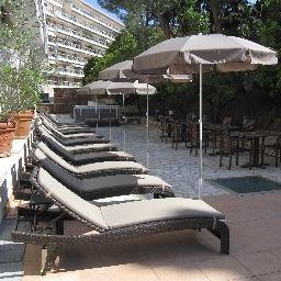 Piscine Cannes Palace