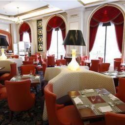 Restaurant Capital Hotel Taipei