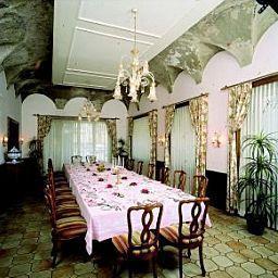 salle de banquet Dell´Angelo