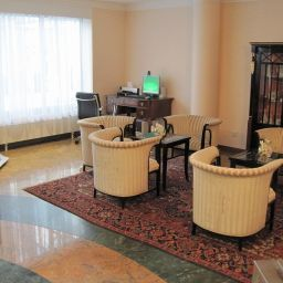 Hotel interior Admiral am Kurpark