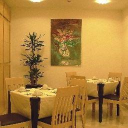 Sala colazione Genova