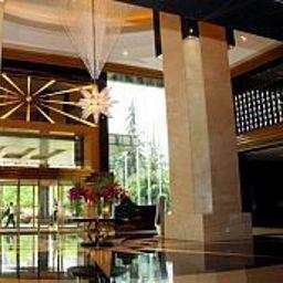 Hall de l'hôtel Grand Soluxe Zhongyou Hotel