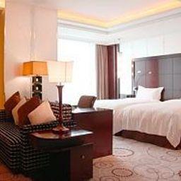 Intérieur de l'hôtel Grand Soluxe Zhongyou Hotel
