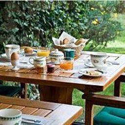 Sala colazione Best Western Castel Provence