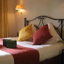 Chambre double (confort) Best Western Castel Provence