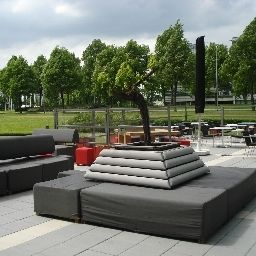 Jardin Radisson Blu Hotel Amsterdam Airport Amsterdam (North Holland)