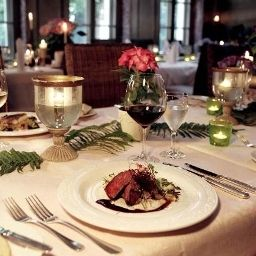 Restaurant Villa Sorgenfrei  & Restaurant Atelier Sanssouci