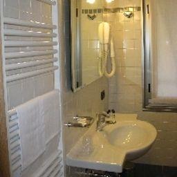 Bagno in camera Cardano Hotel Malpensa