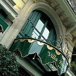Exterior view Villa Pantheon Paris (Île-de-France)