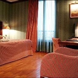 Interior del hotel Villa Pantheon