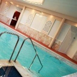 Swimming pool Chateau de Limelette