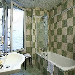 Bagno in camera Le Parisiana INTER-HOTEL