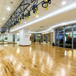 Wellness/fitness area JW Marriott Bucharest Grand Hotel