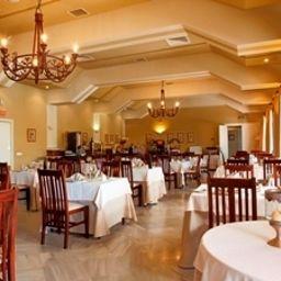 Restaurant/salle de petit-déjeuner Guadacorte Park