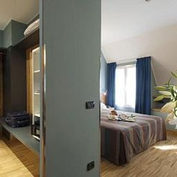 Triple room Zurigo