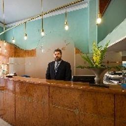 Reception Gran Hotel Barcino